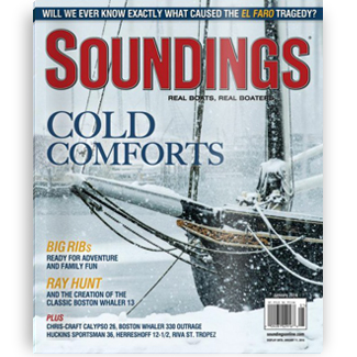 Soundings Magazine Cover
